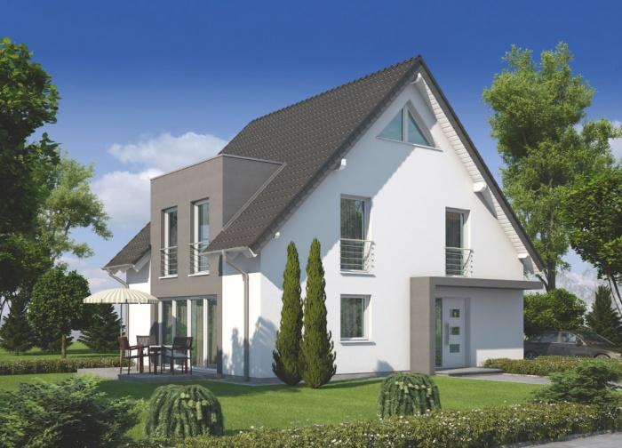 Concept Haus Musterhaus CH 120