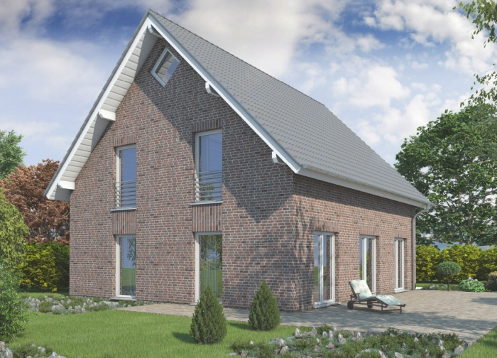 Concept Haus Musterhaus CH 140