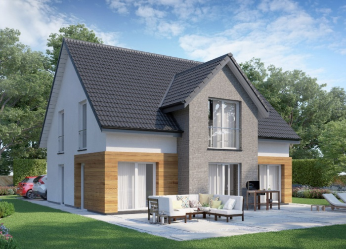 Concept Haus Musterhaus CH 160