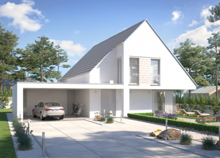Concept Haus Musterhaus CH 170