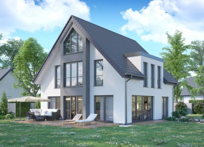 Concept Haus Musterhaus CH 180