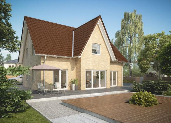 Concept Haus Musterhaus CH 200