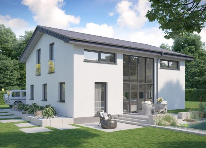 Concept Haus Musterhaus CH 230