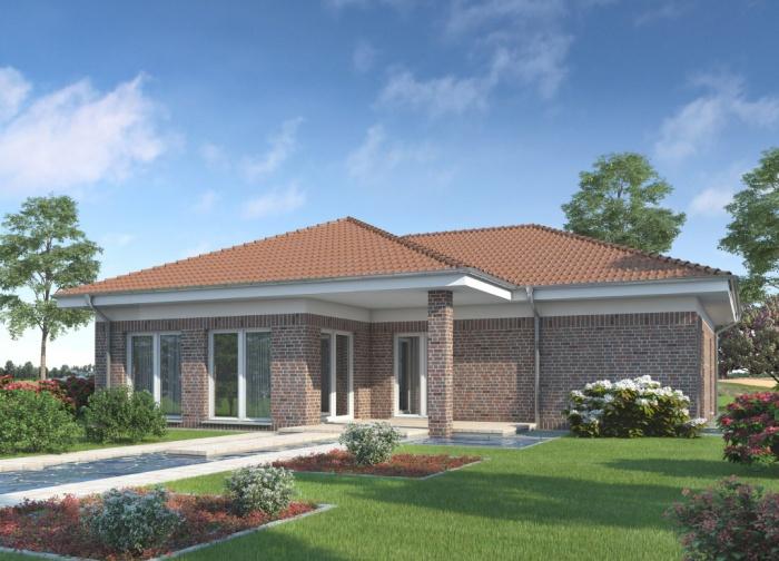 Concept Haus Musterhaus CH 300