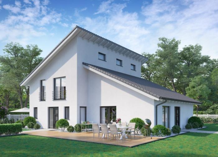 Concept Haus Musterhaus CH 420