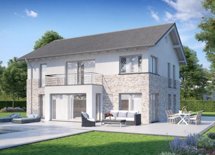 Concept Haus Musterhaus CH 430