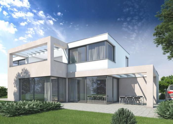 Concept Haus Musterhaus CH 440