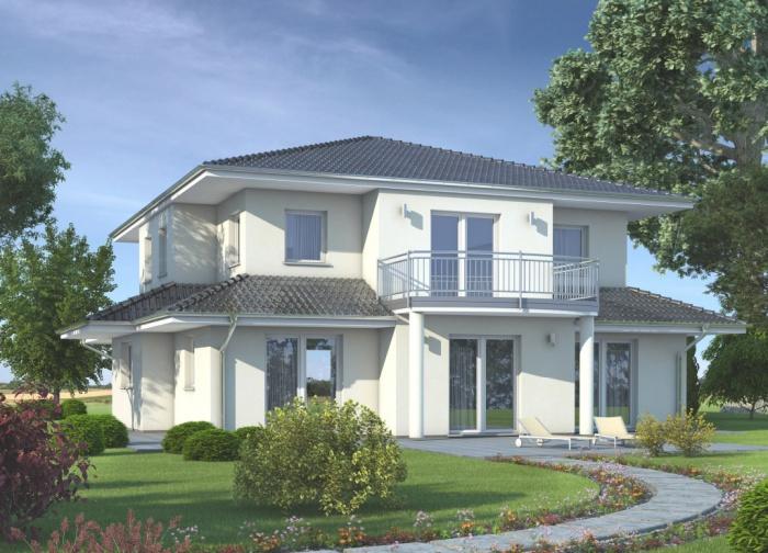 Concept Haus Musterhaus CH 460