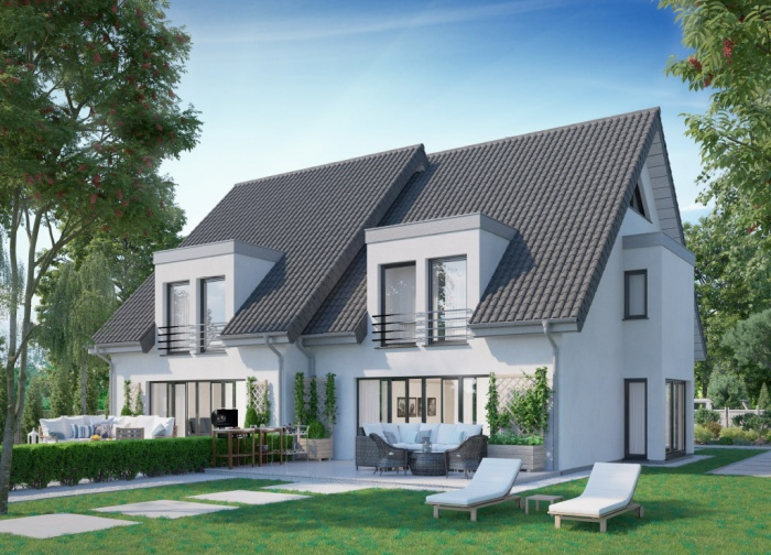 Concept Haus Musterhaus CH 480