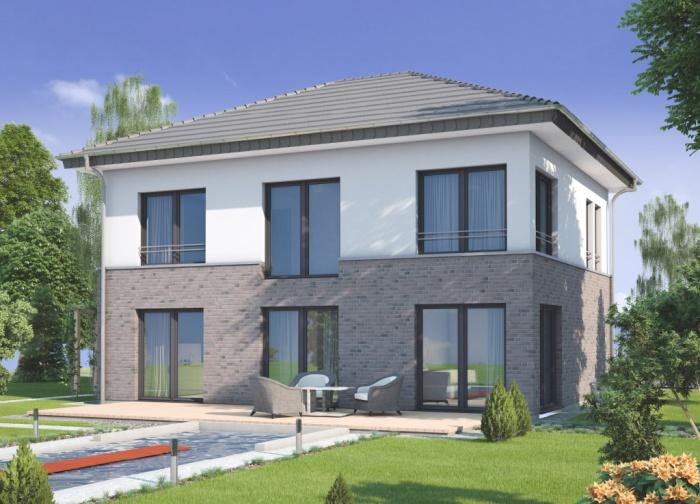 Concept Haus Musterhaus CH 510