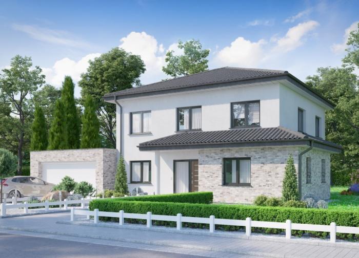 Concept Haus Musterhaus CH 540