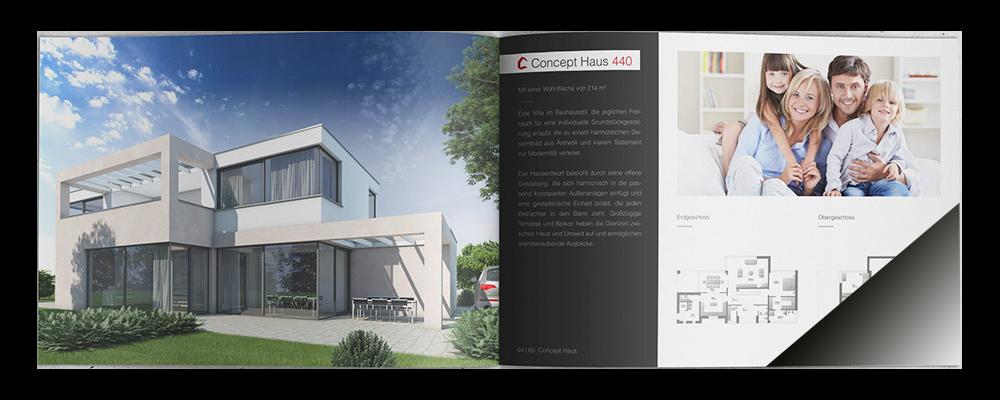 Concept Haus Hauskatalog